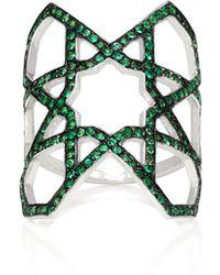 Ralph Masri - Exclusive Arabesque Emerald Ring - Lyst