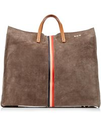 Clare V. - M'o Exclusive Simple Tote - Lyst