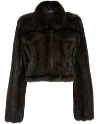 J. Mendel | Sable Fur Jacket | Lyst