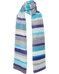 The Elder Statesman - Exclusive Super Soft Oversized Scarf - Lyst