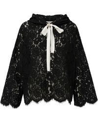 Dorothee Schumacher - Energized Lace Hoodie - Lyst