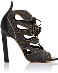 Brian Atwood - Herica Ankle Sandal - Lyst