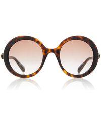 Gucci - Gradient Glamorous Sunglasses - Lyst