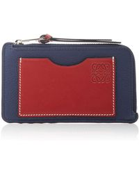 Loewe - Cardholder Coin Pouch - Lyst