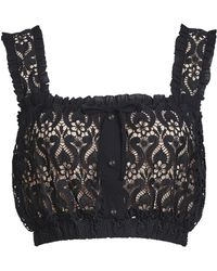 We Are Kindred - Romily Lace Bra Top - Lyst