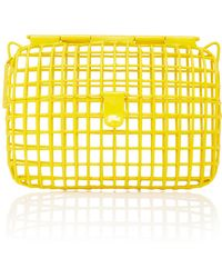 Anndra Neen - Color Cage Steel Bag - Lyst
