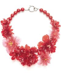 Isabel Marant - Aloha Floral Necklace - Lyst
