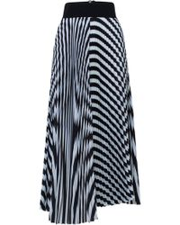 Dorothee Schumacher - Cool Graphic Printed Skirt - Lyst