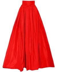 Carolina Herrera - Ball Skirt - Lyst