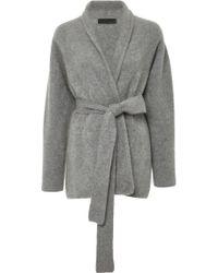 The Elder Statesman - M'o Exclusive Cordozar Knit Tie Jacket - Lyst