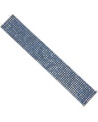 Sidney Garber - Blue Sapphire 11 Row Bracelet - Lyst