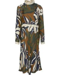 La Prestic Ouiston - Pommerol Printed Dress - Lyst