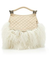 Thale Blanc - Audrey Backpack - Lyst