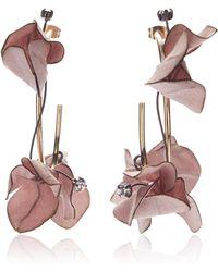 Marni | Flower Drop Earrings | Lyst