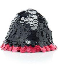 Marni - Paillette Bucket Hat - Lyst