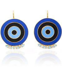 Holly Dyment - Bullseye Earrings - Lyst