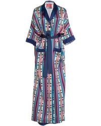 For Restless Sleepers - Eurinome Robe - Lyst