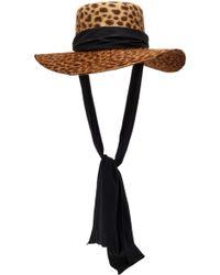 Gladys Tamez Millinery - Verushka Hat - Lyst