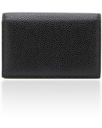 Thom Browne - Leather Business Card Case - Lyst