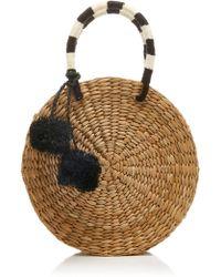 Kayu - Isabel Pom Pom-embellished Tote - Lyst