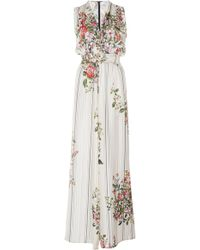 Roseanna - Italy Frisco Floral Jumpsuit - Lyst