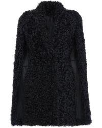 Marina Moscone - Lamb Fur Cape - Lyst