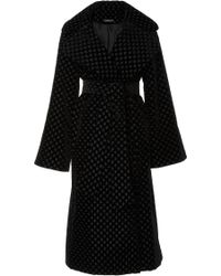 Jill Stuart - Stacey Embroidered Coat - Lyst