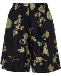 Cynthia Rowley - Wipeout Floral Night Shorts - Lyst