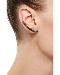 Jack Vartanian - Voyeur Long Comet Earrings - Lyst