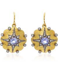 Arman Sarkisyan - Starburst Cupcake Earrings - Lyst