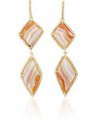 Kimberly Mcdonald | One-of-a-kind Agate Drops | Lyst