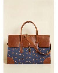 Nug - Clever Endeavor Weekend Bag In Fox - Lyst