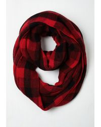 Ana Accessories Inc | Fab Around The Fire Pit Circle Scarf | Lyst
