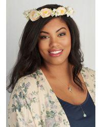 Ana Accessories Inc - Garden Party Princess Flower Crown - Lyst