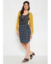Mata Traders - Up-and-coming Editor Pencil Skirt - Lyst