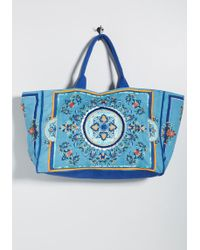 ModCloth - Out For Adventure Tote - Lyst