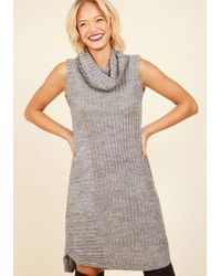 Freeway & Gemini | A Lodge For Words Sweater Dress | Lyst