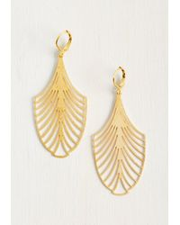 Beijo Brasil - Stick It To The Fan Earrings - Lyst