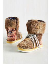 Irregular Choice - Made For Wook-ing Boot - Lyst