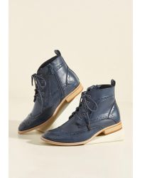 Wanted Shoes - On The Wingtip Of Your Tongue Boot - Lyst