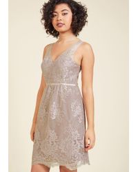Jenny Yoo - Essence Of Efflorescence Lace Dress - Lyst