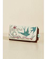Disaster Designs - Girl Meets Voyage Wallet - Lyst