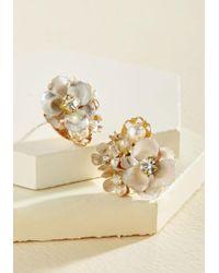 Ana Accessories Inc - A Flashy Fancy Earrings - Lyst