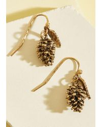 Ana Accessories Inc - Pine Times Out Of Ten Earrings - Lyst