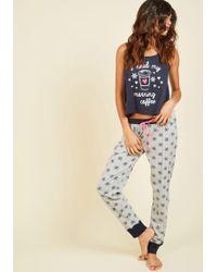 Sleep & Co. - It's A Brew-tiful Morning Pajamas - Lyst