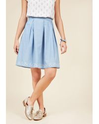 Sugarhill - Herds So Good A-line Skirt - Lyst