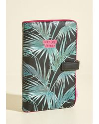 Disaster Designs - Jetset An Example Travel Wallet - Lyst