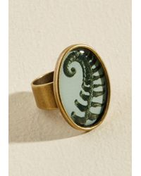 ModCloth - Fern Your Lesson Ring - Lyst