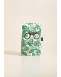 Disaster Designs - Verves Of Paradise Travel Wallet - Lyst