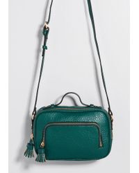 ModCloth - Mentioned Essential Crossbody Bag - Lyst
